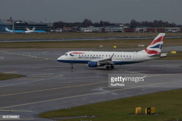 British Airways in Amsterdam Schiphol Airport British Airways connects the Dutch capital to London Heathrow London Gatwick and London City airport...