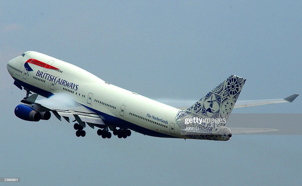 British Airways Suspend Flights To Saudi Arabia Over Security Concerns : News Photo