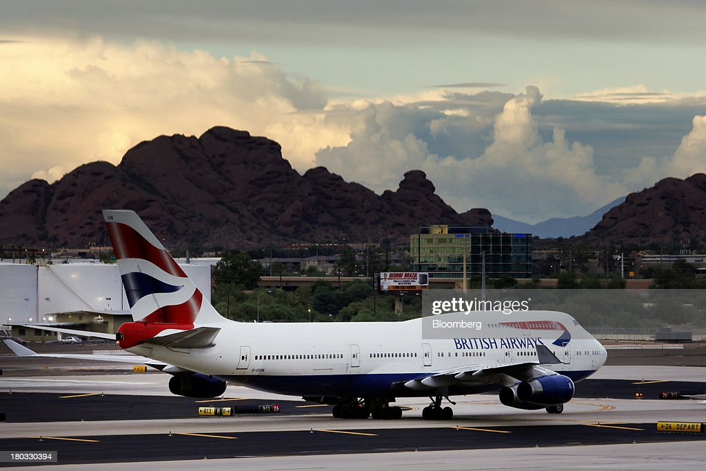 General Views Of Airports As Consumers Spend More On Travel And Tourism : News Photo