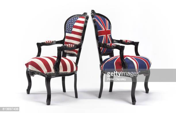 british and american culture conflict - american culture stock pictures, royalty-free photos & images