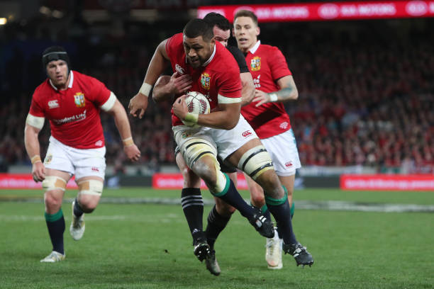 British And Irish Lions Taulupe Faletau During The First Test Of 2017