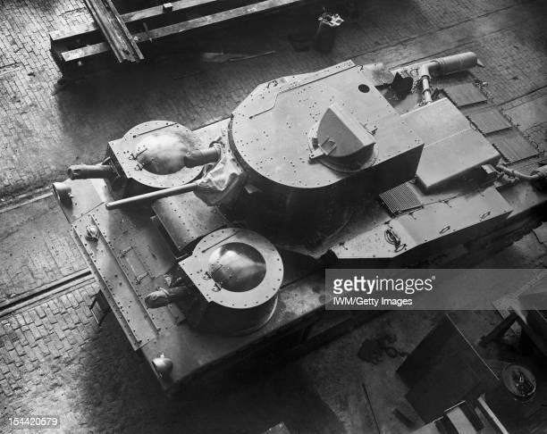 British Armoured Fighting Vehicles 19181939 Medium Tank MkIII circa 1930