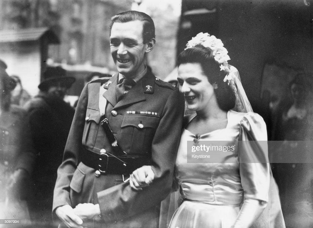 Wedding Of Bruce Shand And Rosalind Cubitt : News Photo
