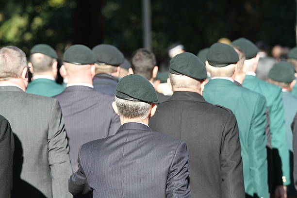 British Army Veterans