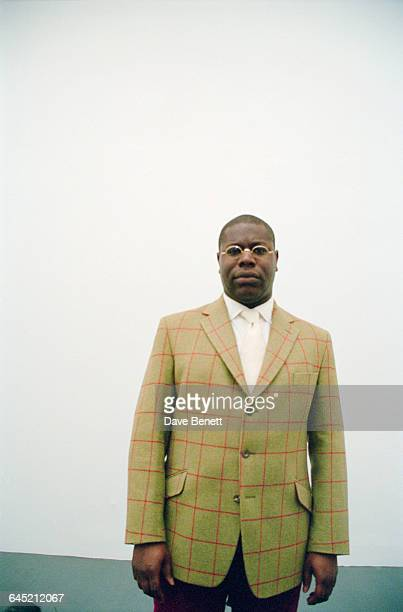 British artist and filmmaker Steve McQueen at the Turner Prize awards ceremony held at the Tate Britain gallery London 30th November 1999 McQueen won...