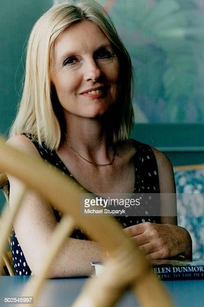 British Author Helen Dunmore