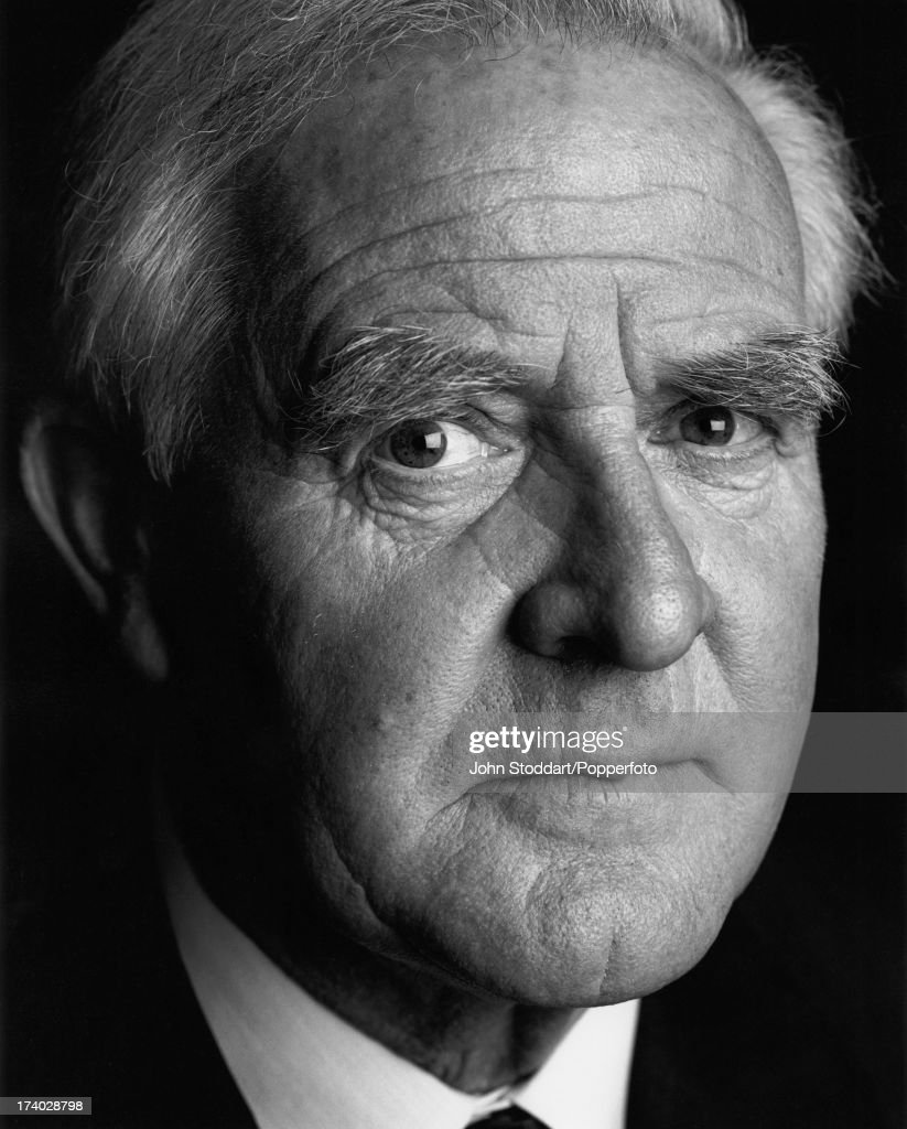 British author John le Carré, circa 1990.