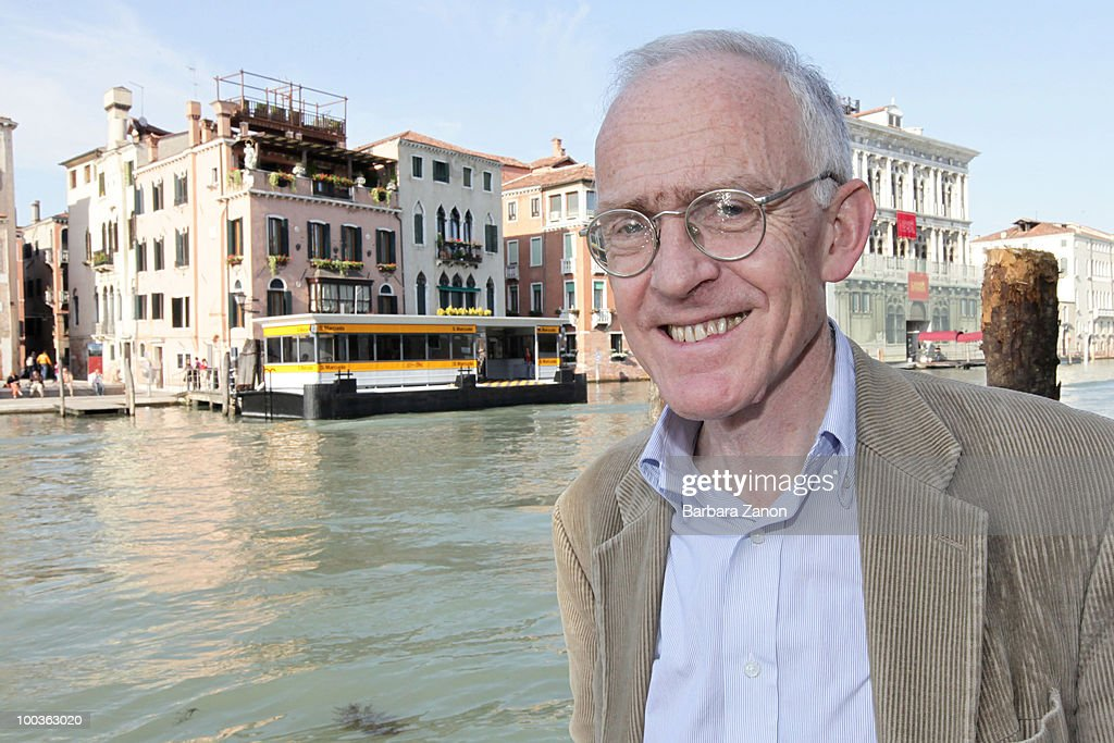 British author Randal Keynes poses for a portrait session during 'incroci di civilta', Venice literary Festival on May 19, 2010 in Venice, Italy.
