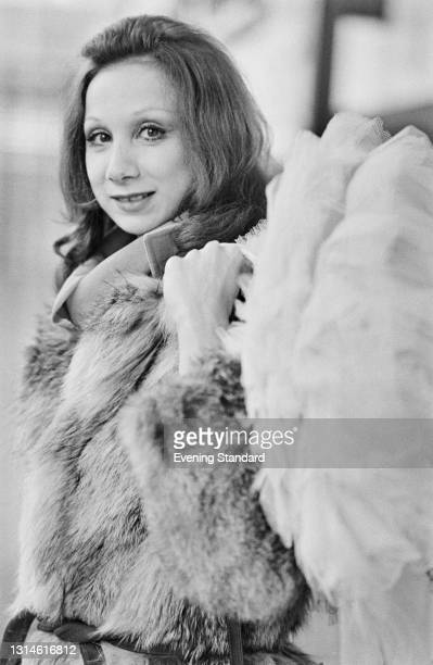 British ballet dancer Maina Gielgud, UK, 14th February 1974. She is the niece of actor John Gielgud.