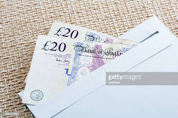 british bank notes - british pound sterling note stock pictures, royalty-free photos & images