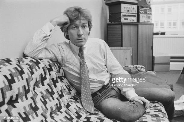 British baronet and gardening expert Roddy Llewellyn UK 9th October 1978