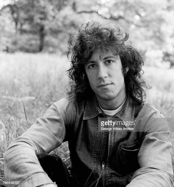 British blues rock guitarist and founder of Fleetwood Mac Peter Green June 1969