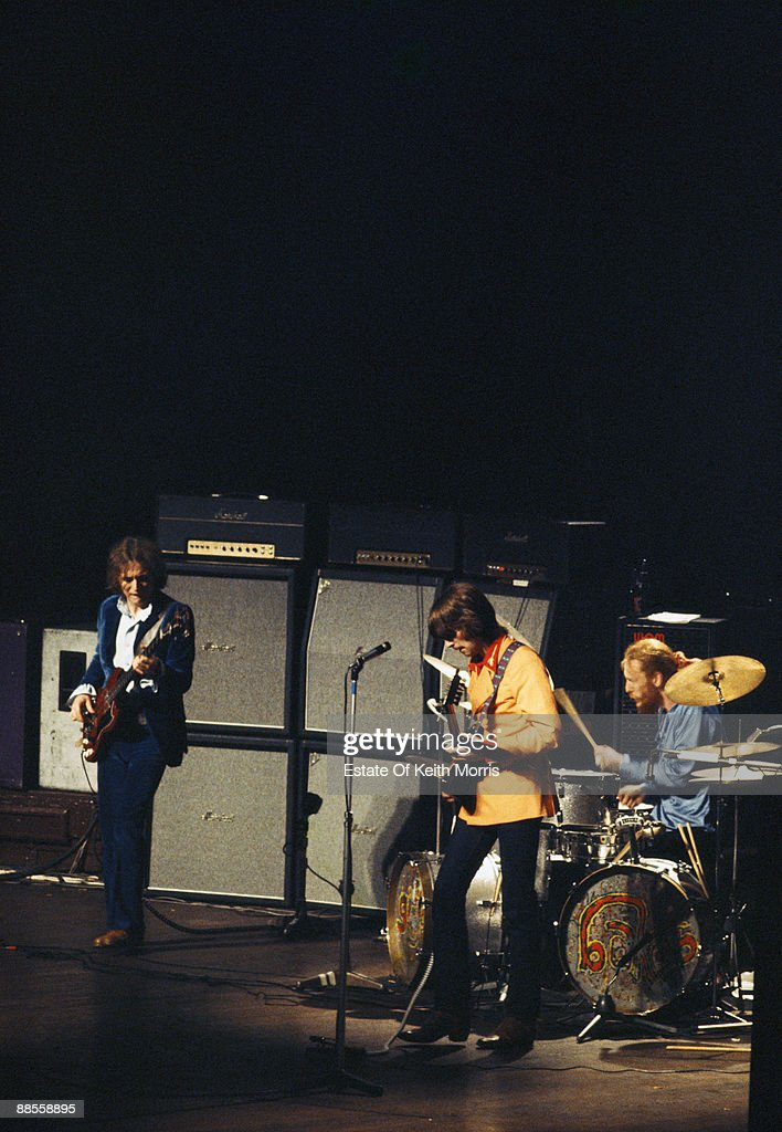 Cream In London : News Photo