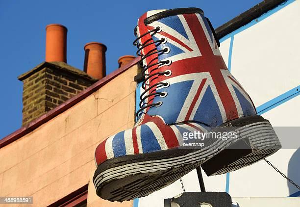 Britische-Schuh