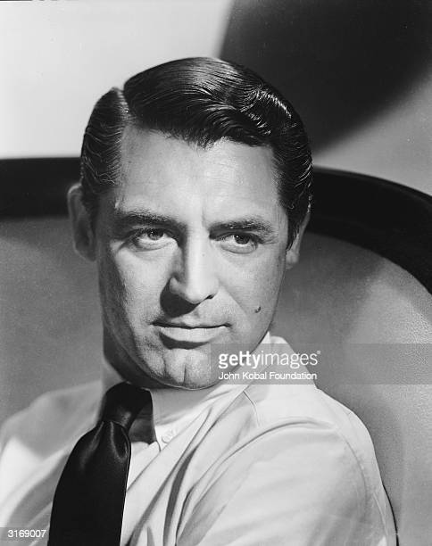 British born actor Cary Grant the star of such classics as 'Arsenic and Old Lace' 'To Catch A Thief' and 'North by Northwest'