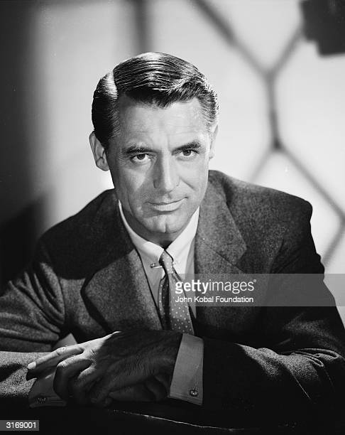 British born actor Cary Grant who was awarded an honourary Oscar in 1970 for his 'unique mastery of the art of screen acting'