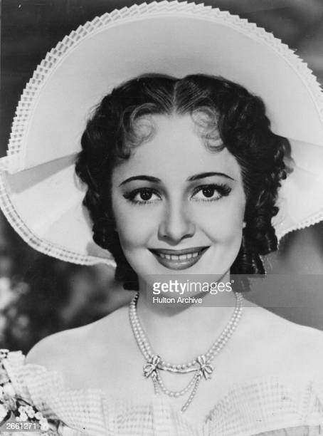 British born actress Olivia de Havilland