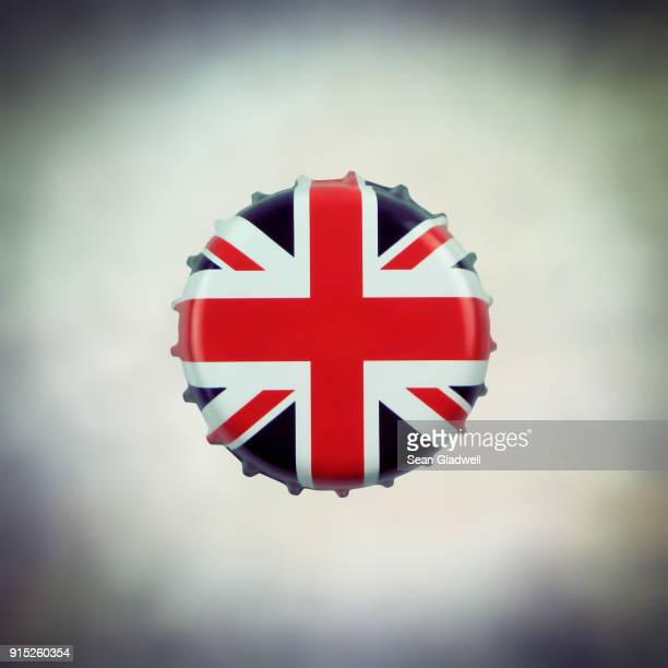 British bottle cap