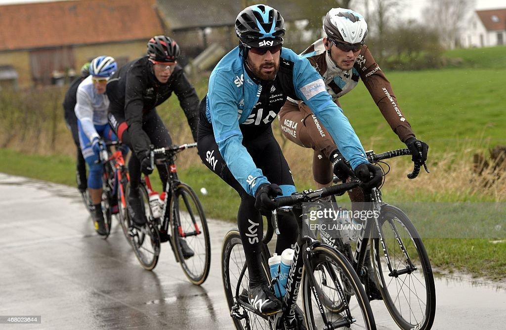 CYCLING-BELGIUM-GENT-WEVELGEM : News Photo