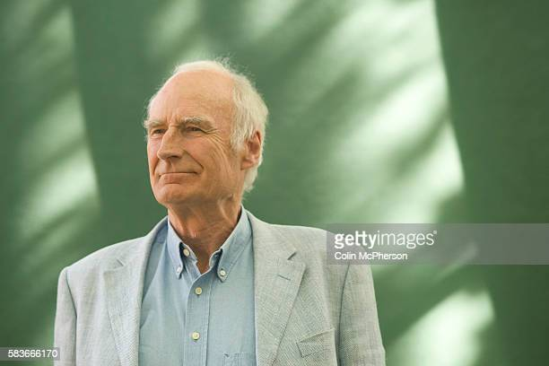 British broadcaster Peter Snow pictured at the Edinburgh International Book Festival where he talked about his work The book festival is the world's...