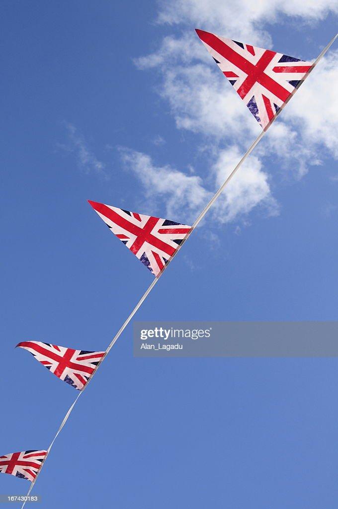 Azulillo británico. : Foto de stock