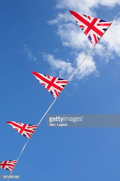 Britische bunting.