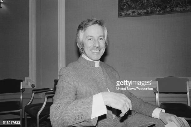 British businessman and founder of Ann Summers sex shop chain Michael CabornWaterfield pictured in London on 16th November 1976