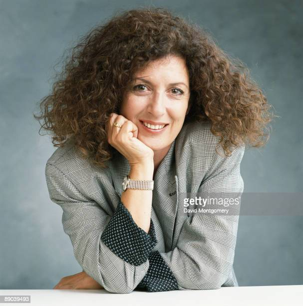 British businesswoman Anita Roddick founder of The Body Shop 1988
