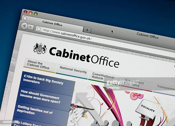 British Cabinet Office website