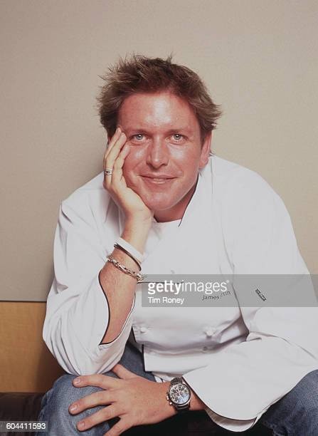 British celebrity chef James Martin 14th October 2005