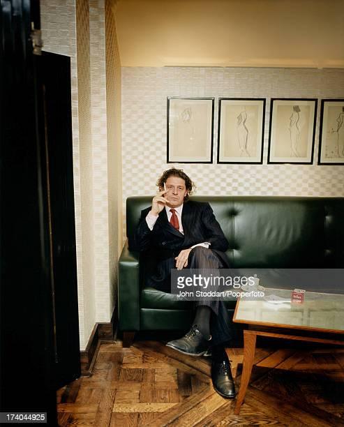 British celebrity chef Marco Pierre White circa 1988
