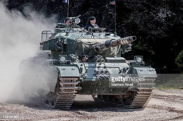 British Centurion tank tankfest 2013 bovington tank museum