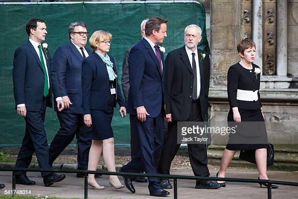 British Chancellor George Osborne Deputy Leader of Labour Tom Watson Baroness Smith of Basildon British Prime Minister David Cameron Labour Leader...