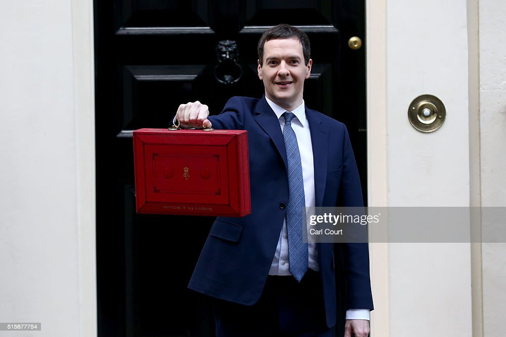 George Osborne Presents The 2016 Budget Statement To The House Of Commons