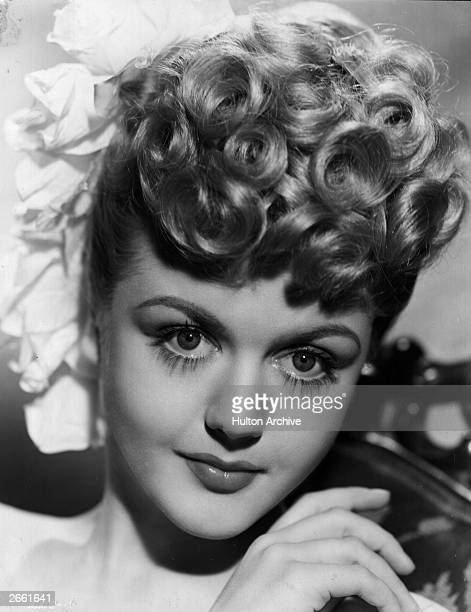 British character actress Angela Lansbury