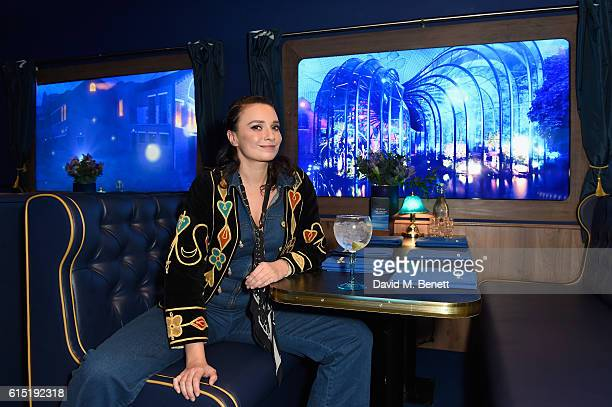 British chef and food writer Gizzi Erskine joins BOMBAY SAPPHIRE to celebrate the launch of The Grand Journey a new immersive drinking and tasting...