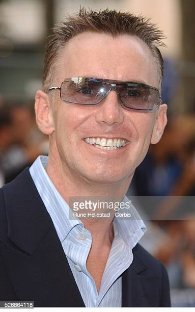 British chef Gary Rhodes attends the premiere of 'IRobot' at the Odeon Leicester Square
