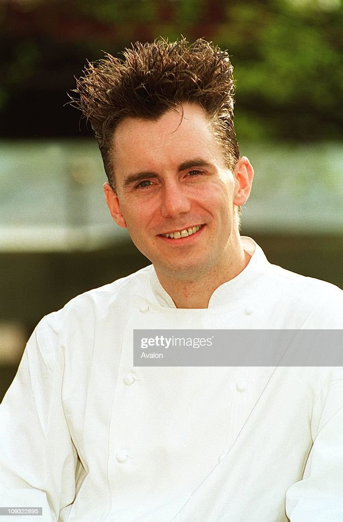 Gary Rhodes : News Photo