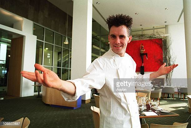 British Chef Gary Rhodes Host of the BBC2 TV series 'More Rhodes Around Britain'