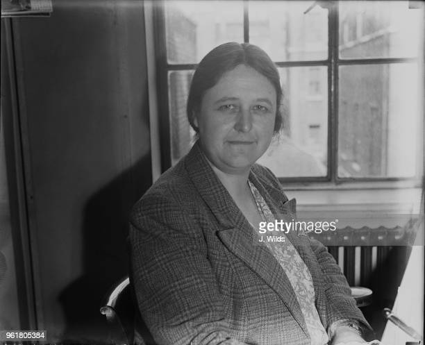 British civil servant Mary Smieton a Principal Assistant Secretary in the Labour Supply Departments of the Ministry of Labour after the announcement...
