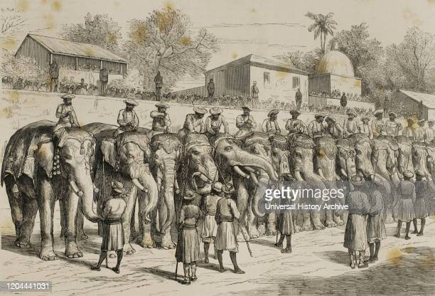 British colonialism. Journey of the Prince of Wales to India. Later he would become the King Edward VII of the United Kingdom. Review to the...