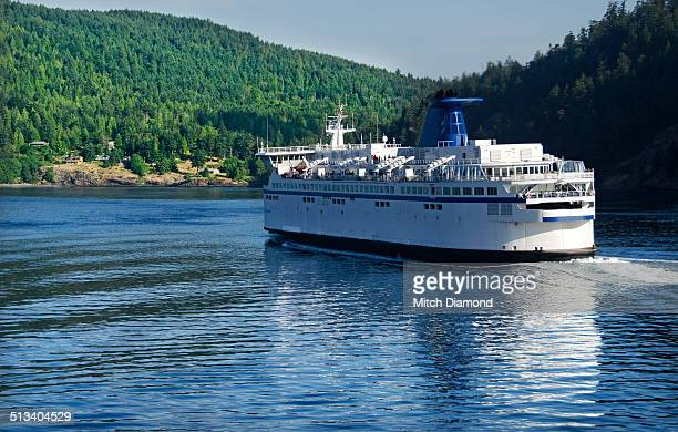 british columbia ferry - ferry stock pictures, royalty-free photos & images