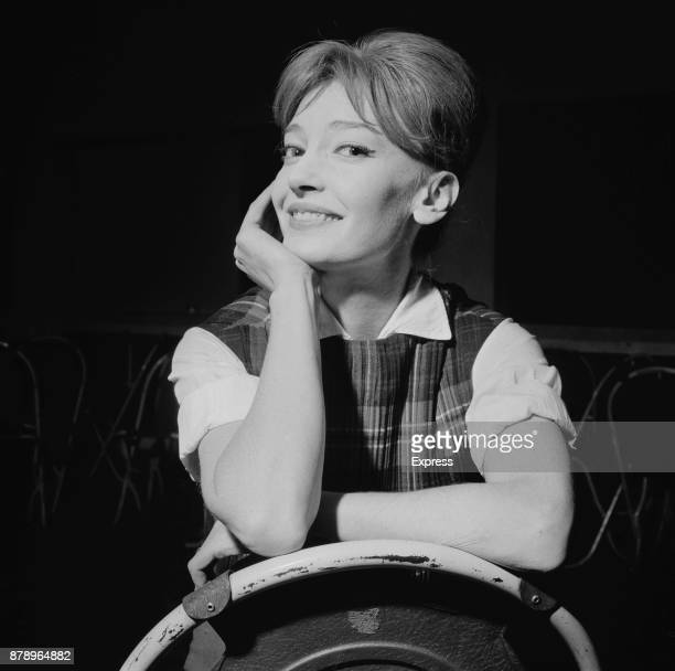 British comedian and actress Jeannie Carson UK 21st November 1960