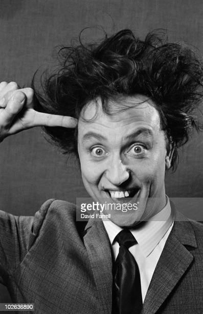 British comedian Ken Dodd circa 1965