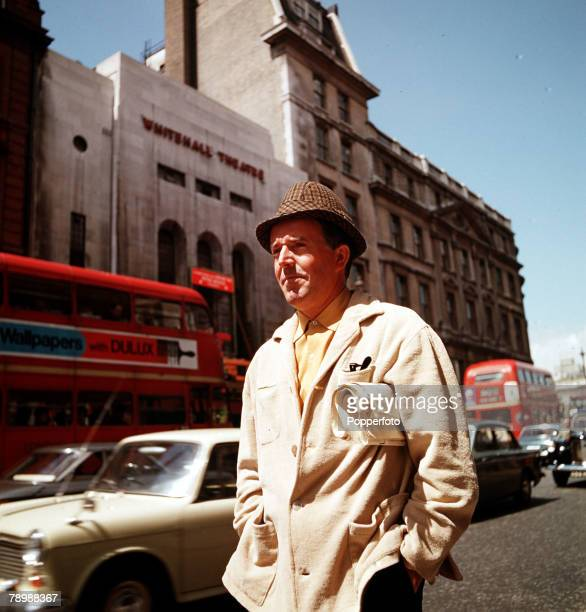 British comedy actor Brian Rix famous for his work at Londons Whitehall Theatre where he appeared in farce 1966