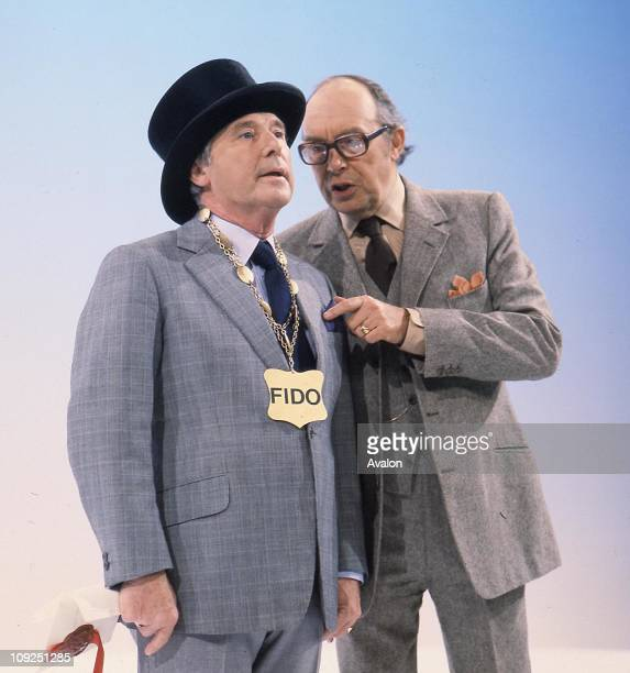 British Comedy Duo Morecambe and Wise Morecambe And Wise