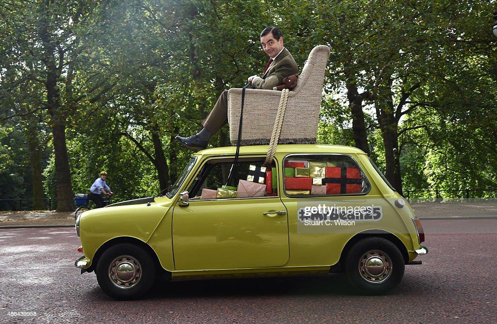Rowan Atkinson's Mr. Bean Brings Mayhem To The Mall