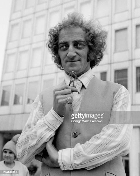 British comedy writer comedian and actor Marty Feldman London September 1969 Photo by George Wilkes/Hulton Archive/Getty