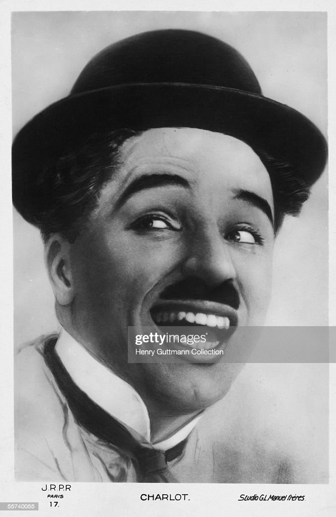 British comic actor and film director Charlie Chaplin (1889 - 1977), circa 1925.
