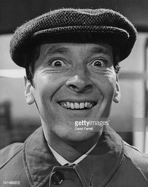 British comic actor Kenneth Williams 1967